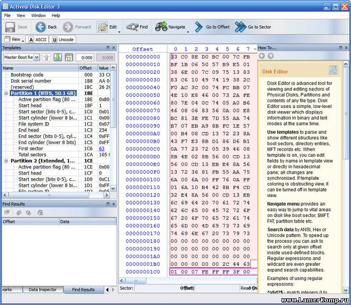 Active @ Disk Editor 3