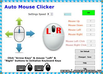 Auto Mouse Clicker
