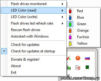 My Flash Drive LED