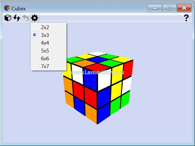 Скачать игру кубик рубик на компьютер бесплатно