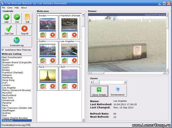 Программу Для Просмотра Веб Камеры